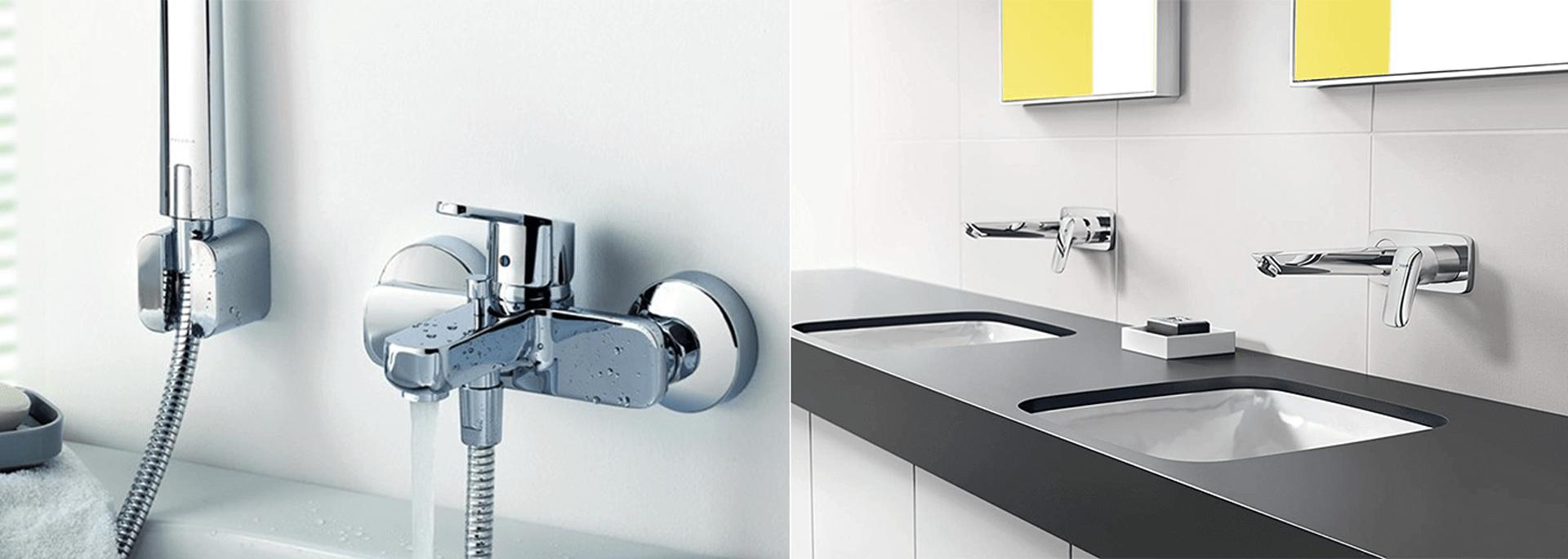Vòi nước, vòi nước chậu lavabo
